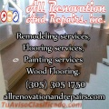 Flooring services (wood,laminate and more)