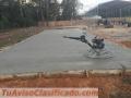 Concrete Services - House concrete.