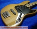 Bass squier fender jazz mod 70 maple