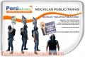 MOCHILAS PUBLICITARIAS