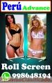 Roll screen publicitarios z1