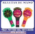 RULETAS DE MANO
