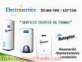 Servicio técnico de termas Rotoplas - - Lima Metropolitana/6687691
