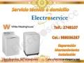 REPARACION 988036287 preventivo de secadoras lavadoras WHITE WESTINGHOUSE EN LIMA