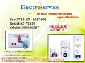 Servicio tecnico REPARACION TERMAS HUMAX-tel.2748107(ELECTROSERVICE AUTORIZADO