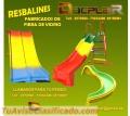 Juegos infantiles fabricados en Bolivia