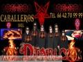 Caballeros de Diablo somos la segunda HERMANAD SECRETA! de BRUJERIA mas grande del mundo y