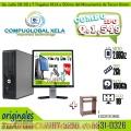 COMBO PC + MUEBLE DE MADERA TIPO H PIDELA HOY MISMO