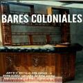 BARGUEÑOS TALLADOS COLONIAL PERUANOS  FABRICACIÓN LIMA CENTRO CAPITAL PERÚ SUDAMERICA