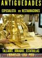 DORADOR Y TALLADOR DE MUEBLES Y ANTIGÜEDADES