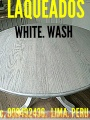 WHITE WASH LAQUEADOS EXCLUSIVOS Cercado de Lima