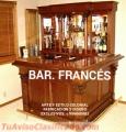 BARES PARA SU CASA , HOTEL RESTAURANTES, CLUBES FABRICACION EXCLUSIVAS