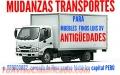 MUDANZAS PARA MUEBLES CLASICOS TRANSPORTE PERSONALIZADO EXCLUSIVOS