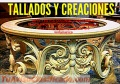 TALLADOS DECORACIÓN Y CREACIONES EN MADERA para pedidos especiales al detalle