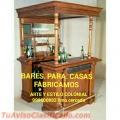 Bar mueble para su hogar a la medida