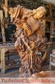 TALLAMOS esculturas en madera Lima Perú