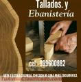 TALLADOS Y EBANISTERIA CLASICA COLONIAL  LIMA PERÚ SUDAMERICA