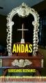 ANDAS TALLADAS COLONIALES LIMA. PERÚ
