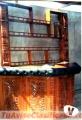 Mueble  Bar tallado colonial a mano  hechos en lima Perú