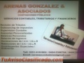 Arenas González & Asociados. Contadores Publicos