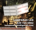 Lampara LED para su fabrica o nave industrial, 200W!