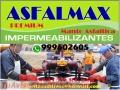 ASFALTO RC 250 - MEMBRANA ASFALTICA