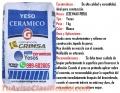 VENTA DE ASFALTO EN FRIO SACO X 30 KILOS GRIMSA 950033898