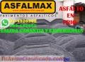 VENTA DE ASFALTO EN FRIO SACO DE 30 KILOS , 50 KILOS , METRO CUBICO   999602605