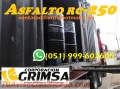 LOS PROFECIONALES EN ASFALTO RC 250 LIQUIDO SOMOS PREMIUM  999602605