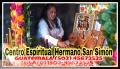 Maestro San Simón / esoterismo Santería Tarot Amarres Amor