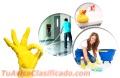 Persona mujer para ejercer puesto de limpieza, requisitos: Experiencia en limpieza