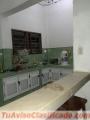 +53 5294-46-19 EN CUBA, LA HABANA, PLAYA, EXCELENTE BIPLANTA BAJA, CON 4 HABITACIONES, JARDIN