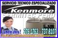 Servicio tecnico a domicilo en lavadoras KENMORE reparacion y mantenimiento SAN BORJA