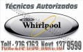 «garantizados !!»2761763« WHIRLPOOL SERVICE»Reparacion de Secadoras «San miguel»