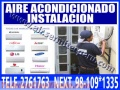 MIRAFLORES 2761763 MANTENIMIENTOS DE AIRE ACONDICIONADO SPLIP SAMSUNG