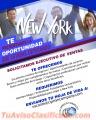 Ejecutivos de ventas para oportunidad de negocio en New York, Denver y Arizona