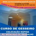 Curso De Gesseiro