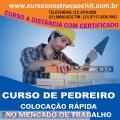 Curso De Pedreiro Online