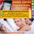 Celular Espião, Gravador de Ligações, Escuta Telefônica, Daniel Espião