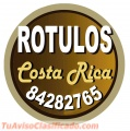 ROTULACION EN COSTA RICA 8428-2765