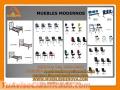 TE OFRECEMOS TODA CLASE DE MUEBLES: -SILLAS -REPISAS -RECEPCIONES -PERGOLAS -MODULAR TV.