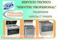SERVICIO TÉCNICO DE COCINAS  KLIMATIC 2565734