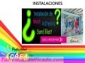 INSTALACIONES DE SANDBLAST, MESH Y MAS INSTALACIONES INMEDIATAS