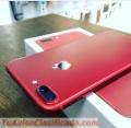 Vendo iPhone 7 rojo Samsung S8 compra 2 obtenga 1