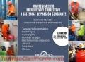 Servicio de mantenimiento preventivo en electro bombas de agua - 999882026
