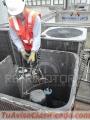 Mantenimiento instalación de extractores de aire lima