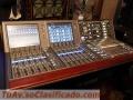 Digitales mezclador Behringer Yamaha Soundcraft Midas Allen y Heath y otros
