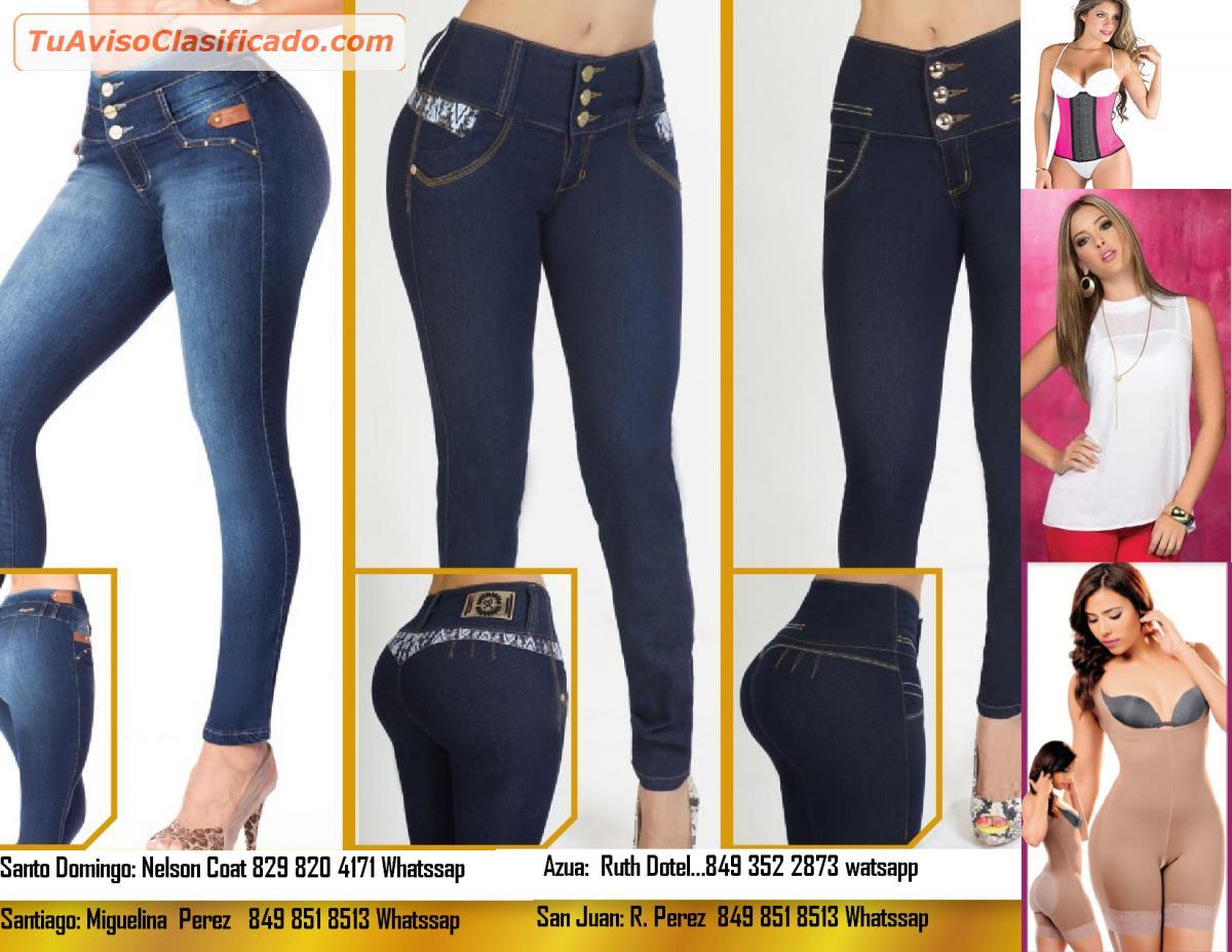 02530e95b1 ... Venda Pantalones y fajas Colombianas por Catálogo ...
