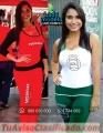 Uniformes para anfitrionas Perú