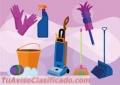 Negocio propio de limpieza